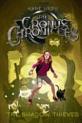 The Shadow Thieves: The Cronus Chronicles, Book One (Cronus Chronicles #01) Cover