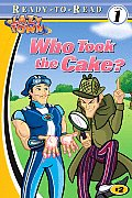 Lazytown #2: Who Took the Cake?