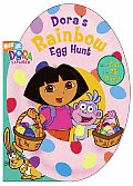 Dora's Rainbow Egg Hunt (Dora the Explorer)