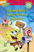 Spongebob Ready To Read Treasury