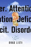 Attention. Deficit. Disorder. Cover