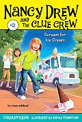 Nancy Drew & The Clue Crew 02 Scream For Ice Cre