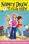 Nancy Drew and the Clue Crew #1: Sleepover Sleuths