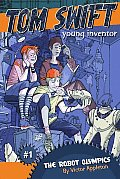 Tom Swift, Young Inventor #02: The Robot Olympics