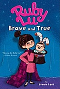 Ruby Lu, Brave and True (Ready-For-Chapters) Cover