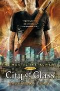 City of Glass (Mortal Instruments #03) Cover