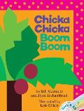 Chicka Chicka Boom Boom: Book & CD with CD (Audio)