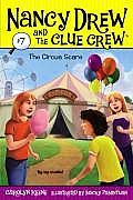 Nancy Drew & The Clue Crew 07 Circus Scare