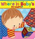 Where Is Baby's Dreidel?: A Lift-The-Flap Book Cover
