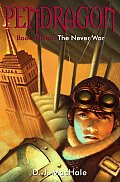 Pendragon #03: The Never War Cover