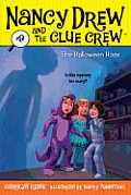 Nancy Drew & the Clue Crew #09: The Halloween Hoax Cover
