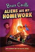 Aliens Ate My Homework Rod Allbright & the Galactic Patrol