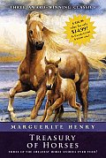 Treasury Of Horses King of the Wind Misty of Chincoteague Justin Morgan Had a Horse