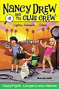 Nancy Drew and the Clue Crew #08: Lights, Camera . . . Cats!