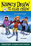 Nancy Drew and the Clue Crew #11: Ski School Sneak Cover