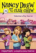 Nancy Drew and the Clue Crew #12: Valentine's Day Secret