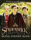 Spiderwick Movie Sticker Book