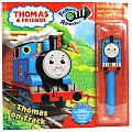 Thomas & Friends: Thomas on Track: Follow the Reader Level 1 with Pens/Pencils (Thomas & Friends)