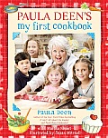 Paula Deen's My First Cookbook Cover