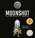 Moonshot: The Flight of Apollo 11 (Richard Jackson Books) Cover