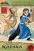 Earth Kingdom Chronicles The Tale of Katara With 3 D Glasses & Booklet