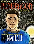 Pendragon #01: The Merchant of Death Cover