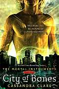 City of Bones: Mortal Instruments #1 Cover