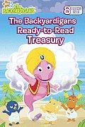 Backyardigans Ready To Read Treasury