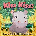 Kiss Kiss! (Classic Board Books) Cover