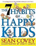 The 7 Habits of Happy Kids Cover
