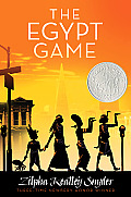 The Egypt Game Cover