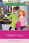 Beacon Street Girls #09: Fashion Frenzy Cover
