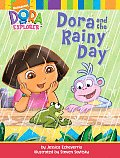 Dora and the Rainy Day (Dora the Explorer) Cover