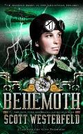 Behemoth (Leviathan #2) Cover