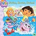 Dora Swim Boots Swim