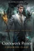Infernal Devices 02 Clockwork Prince