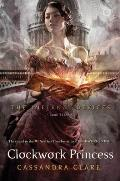 Clockwork Princess (Infernal Devices #3) Cover