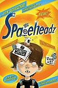 Sphdz (Spaceheadz) #01: Sphdz Book #1!