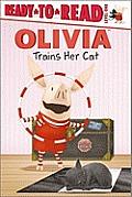 Olivia Trains Her Cat