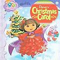 Dora's Christmas Carol (Dora the Explorer) Cover