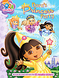Dora's Princess Party (Dora the Explorer) Cover