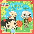 Listen With Kai Lan