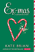 Ex-Mas: A Christmas Love Hate Story Cover