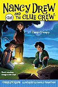 Nancy Drew & the Clue Crew #26: Camp Creepy
