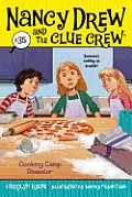 Nancy Drew & the Clue Crew #35: Cooking Camp Disaster