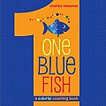 One Blue Fish: A Colorful...