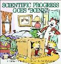 Scientific Progress Goes 'Boink': A Calvin and Hobbes Collection (Calvin and Hobbes) Cover