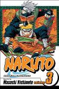 Naruto, V03: Bridge of Courage