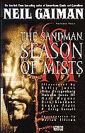 Sandman Collected Library #04: Sandman, Vol. 4: Season of Mists