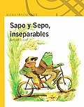 Sapo y Sepo, Inseparables = Frog and Toad Together